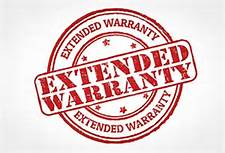 Promotion 99 For Extended Warranty Up To 5 Years